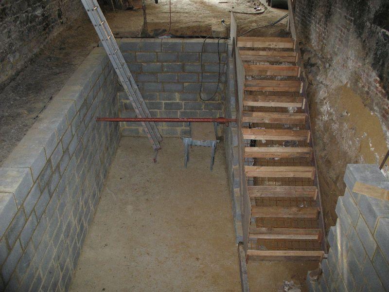 Marie agathe emmanuel - Construire une cave a vin dans un garage ...